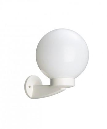 Mano - Venkovní osvětlení E 27, 20cm (bílá)