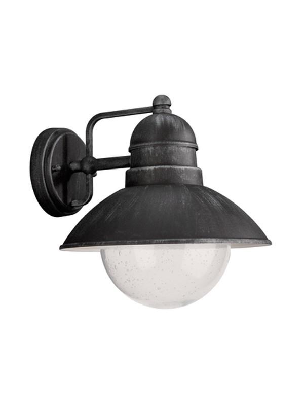 Mano - Venkovní osvětlení E 27, 22,2cm (černá a kovově šedá)