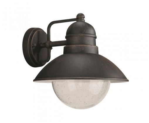 Mano - Venkovní osvětlení E 27, 22,2cm (rezavá)