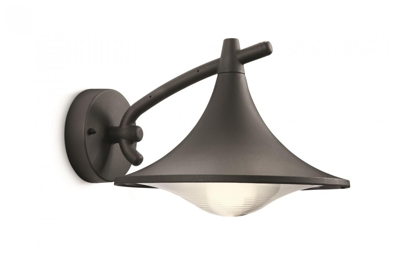Mano - Venkovní osvětlení E 27, 25cm (antracit šedá)