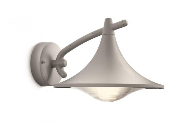 Mano - Venkovní osvětlení E 27, 25cm (šedá)