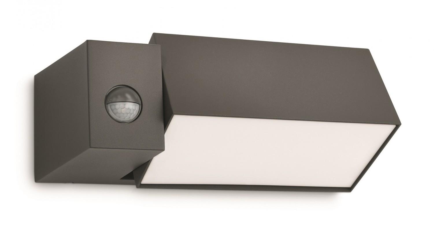 Mano - Venkovní osvětlení E 27, 26,9cm (antracit šedá)