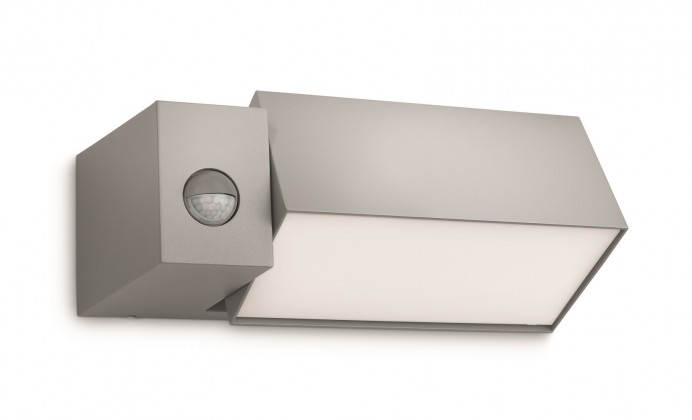Mano - Venkovní osvětlení E 27, 26,9cm (šedá)