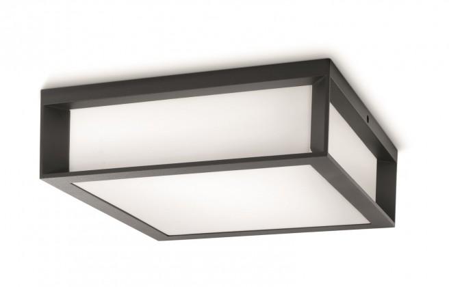 Mano - Venkovní osvětlení E 27, 26cm (antracit šedá)