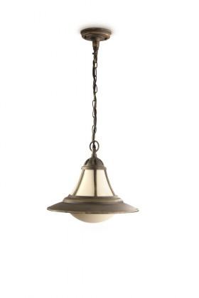 Mano - Venkovní osvětlení E 27, 32cm (hnědá s bronzovou patinou)