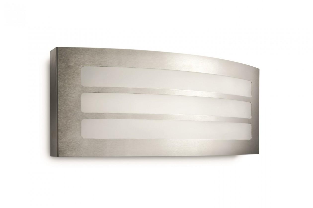 Mano - Venkovní osvětlení E 27, 34,5cm (nerezová ocel)