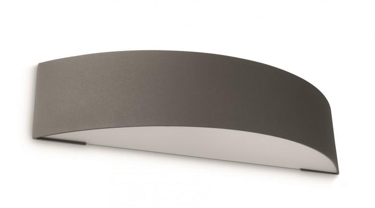 Mano - Venkovní osvětlení E 27, 35,6cm (antracit šedá)