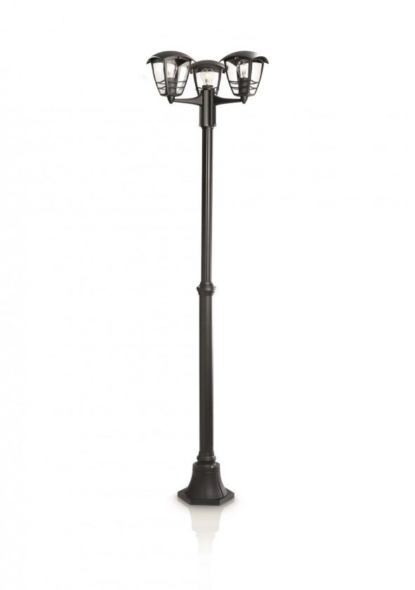 Mano - Venkovní osvětlení E 27, 48cm (černá)