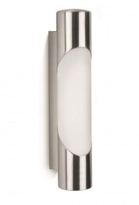 Mano - Venkovní osvětlení E 27, 6,4x31,9x8,7 (nerezová ocel)