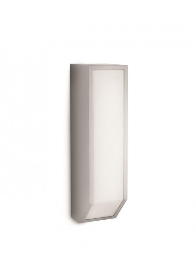 Mano - Venkovní osvětlení E 27, 9,2cm (šedá)