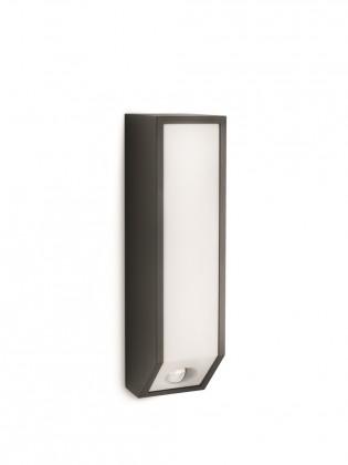 Mano - Venkovní osvětlení E 27, 9,4cm (antracit šedá)