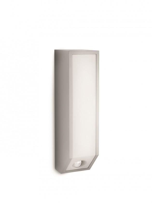 Mano - Venkovní osvětlení E 27, 9,4cm (šedá)