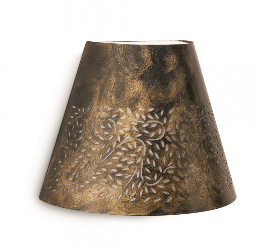 Mano - Venkovní osvětlení E27,25,3cm (hnědá s bronzovou patinou)