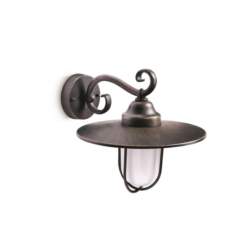 Mano - Venkovní osvětlení E27, 30cm (rezavá)