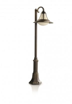 Mano - Venkovní osvětlení E27, 32cm (hnědá s bronzovou patinou)