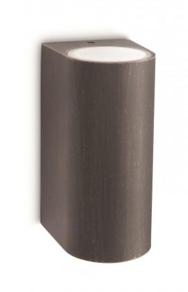 Mano - Venkovní osvětlení GU 10, 8cm (rezavá)