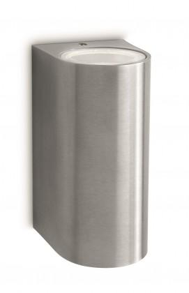 Mano - Venkovní osvětlení GU 10, 9,7cm (nerezová ocel)