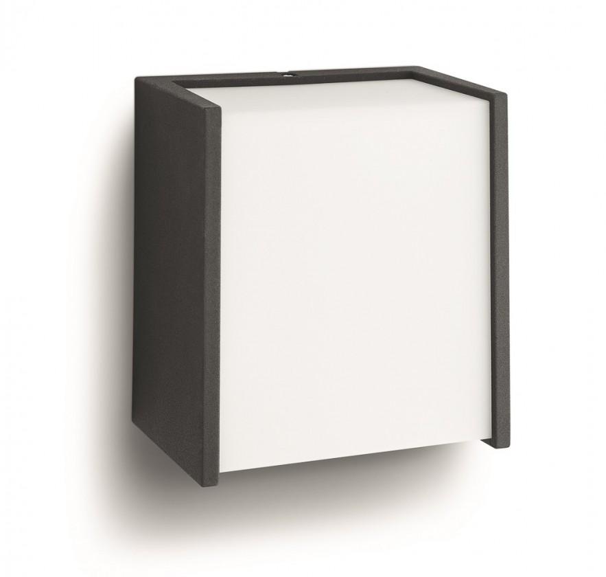 Mano - Venkovní osvětlení LED, 12,2cm (černá)