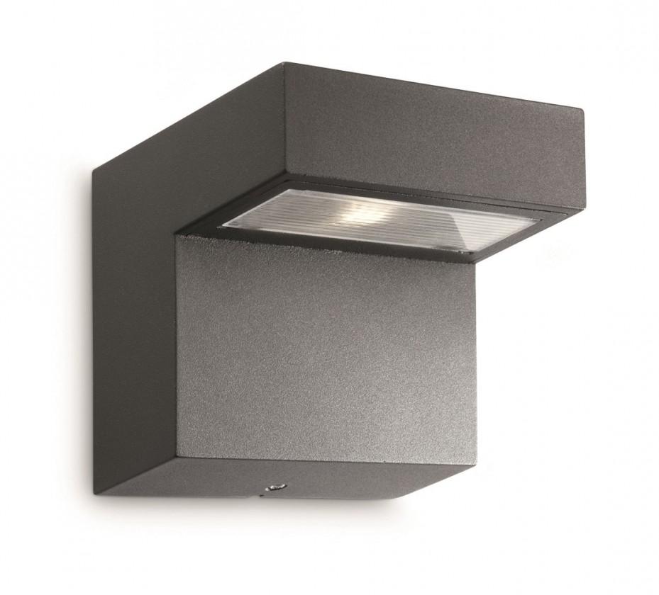 Mano - Venkovní osvětlení LED, 12,4cm (antracit šedá)