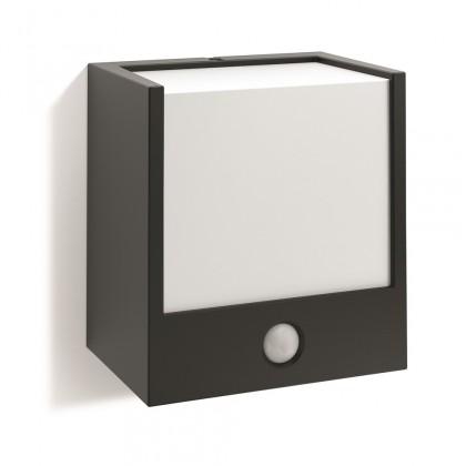 Mano - Venkovní osvětlení LED, 12,7cm (černá)