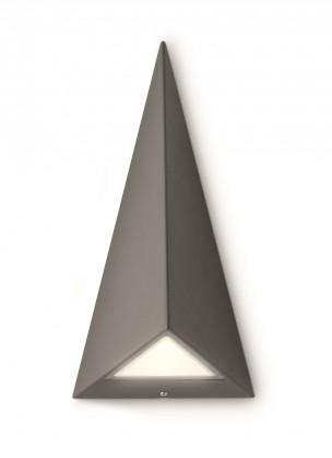 Mano - Venkovní osvětlení LED, 12,8cm (antracit šedá)