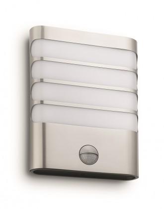 Mano - Venkovní osvětlení LED, 16,18cm (nerez)