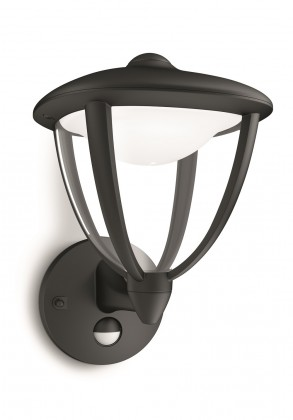 Mano - Venkovní osvětlení LED, 17,4cm (černá)