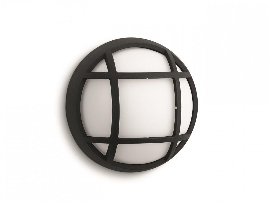 Mano - Venkovní osvětlení LED,17cm (černá)