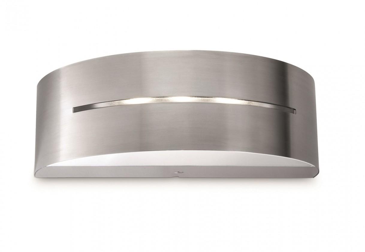 Mano - Venkovní osvětlení LED, 20,5cm (nerezová ocel)