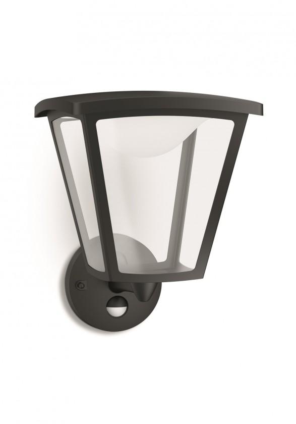 Mano - Venkovní osvětlení LED, 21,9cm (černá)