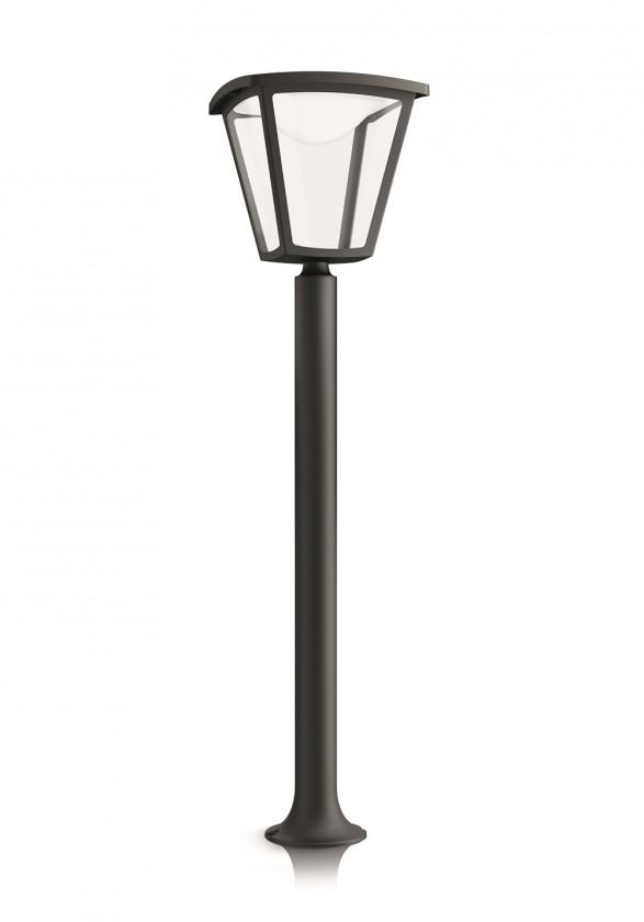 Mano - Venkovní osvětlení LED, 21,9x88,5x21,9 (černá)