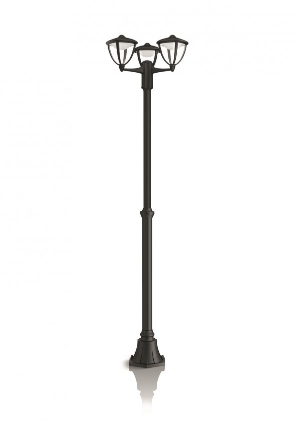 Mano - Venkovní osvětlení LED, 47,7cm (černá)