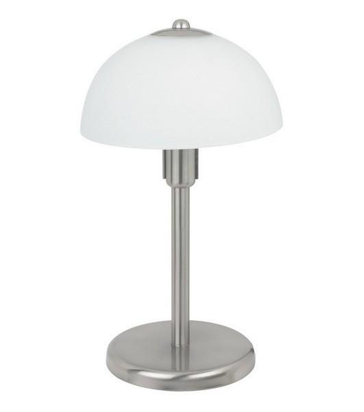 Map - Lampičky, žárovka (kartáčovaný nikl)