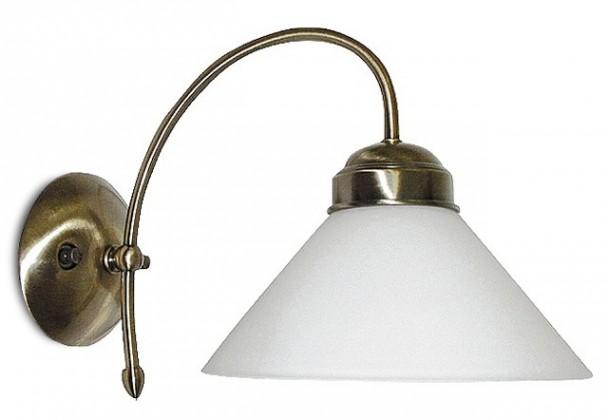 Marian - Nástěnné osvětlení, 2701 (bronzová/bílá)