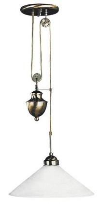 Marian - Stropní osvětlení, 2706 (bronzová/bílá)