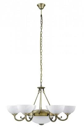 Marlene - Stropní osvětlení, 8546 (bronzová/bílá alabastrová)