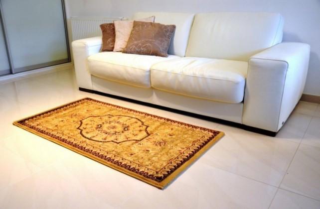 Marrakesh - koberec, 170x120cm (100%PP heatset, orient, béžová)