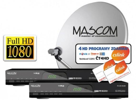 Mascom MC2201HD/60TWIN+G1