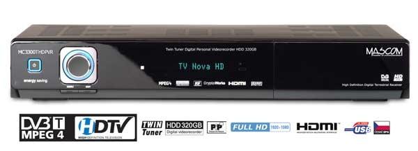 Mascom MC3300T HDPVR