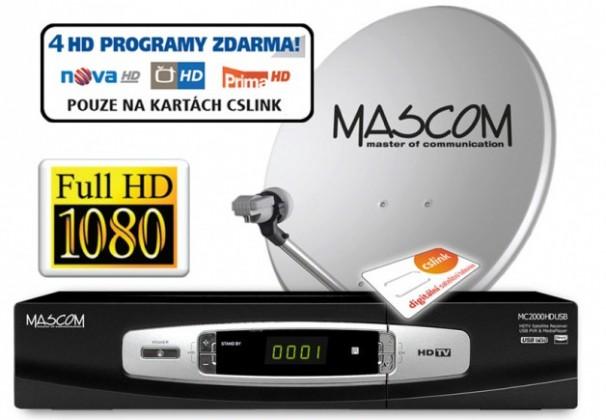Mascom S-2000UCR/60+G