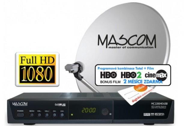 Mascom S-2200/60+G