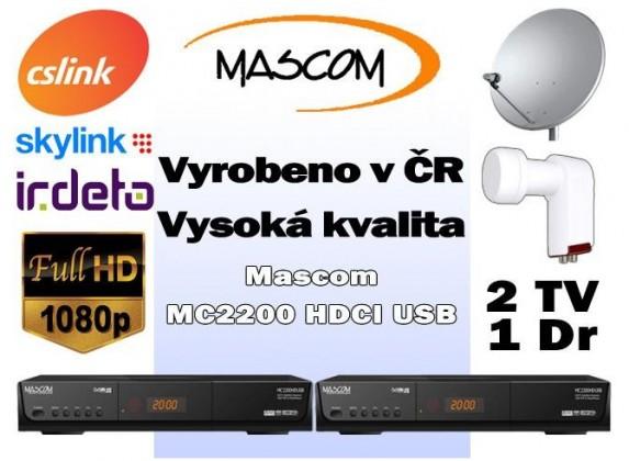 Mascom S-2200/60-T+G