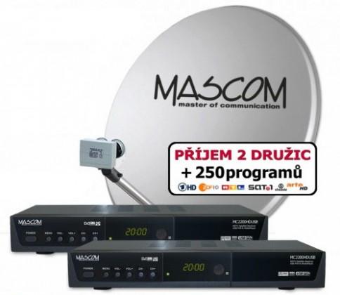 Mascom S-2200/80MBL-T