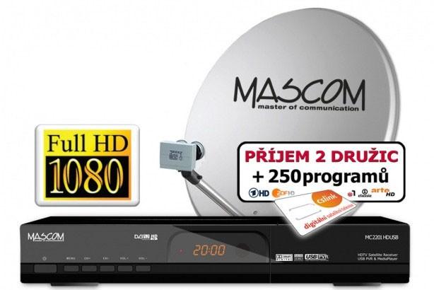 Mascom S-2201/60MBL+G