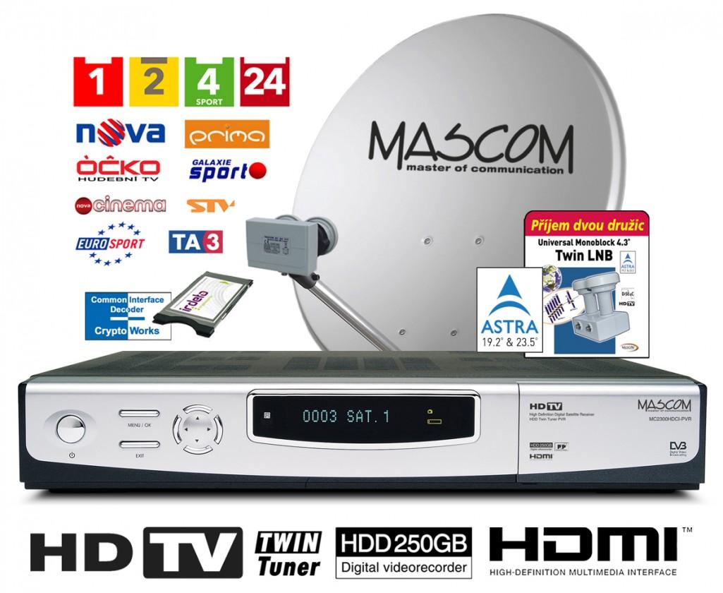 Mascom S-2300/80MBLT