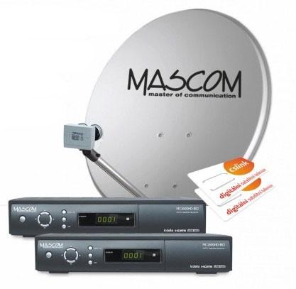 Mascom S-2600/60-T+G