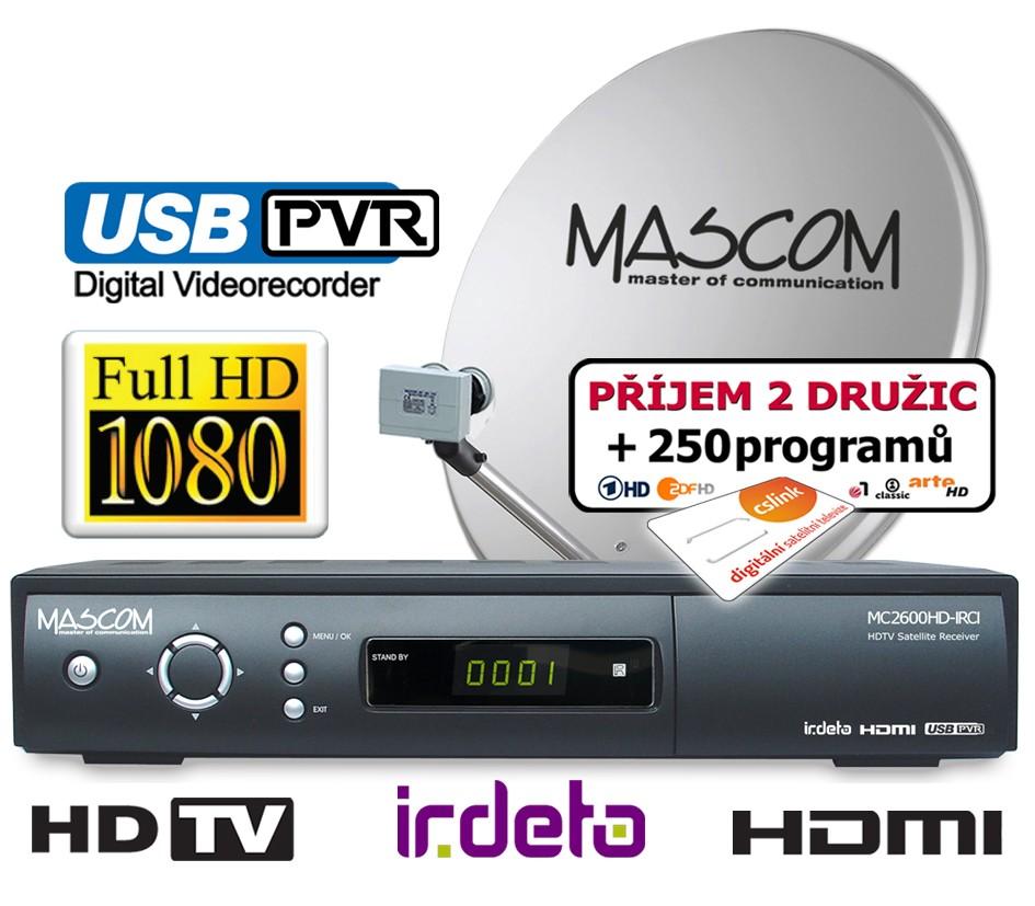 Mascom S-2600/80MBL+G1