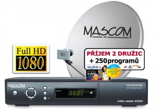 Mascom S-2600/80MBL+IH