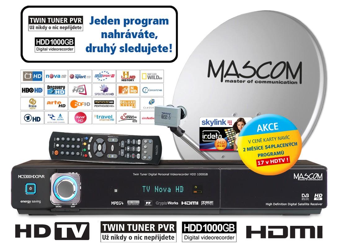 Mascom S-5300/60T