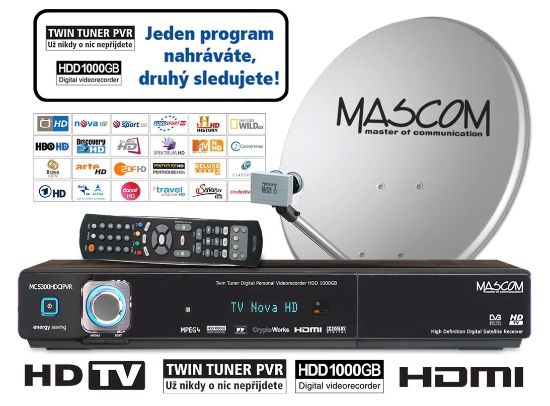 Mascom S-5300/80MBLT